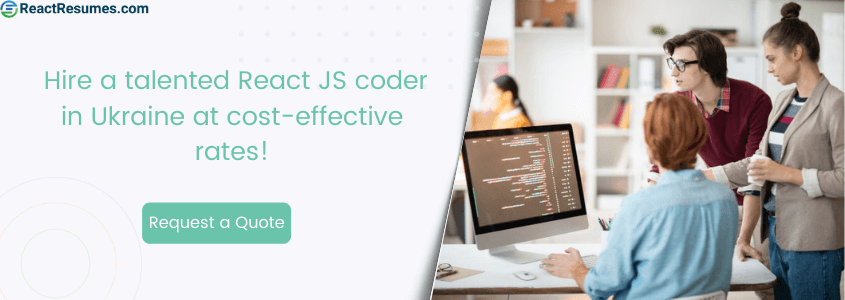 find react developers for hire in ukraine
